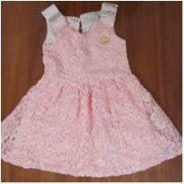 Vestido rendado Milon - 9 meses - Milon