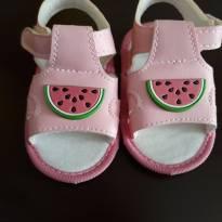 Sandália melancia - 15 - Kito baby