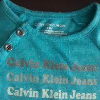 Bata/Blusa  Calvin Klein Jeans - 1 ano - Calvin Klein