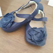 Sapato couro azul Mielino - 20 - Mielino