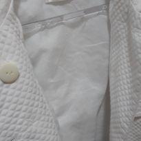 """Casaco sofisticado Branco Zara"""" NOVÍSSIMO """" - 12 a 18 meses - Zara"""