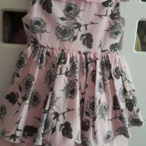 Vestido Princesa - 18 meses - Pump