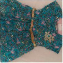 Vestido florido - 18 a 24 meses - Brandili