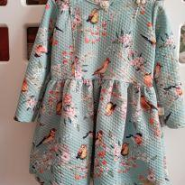 Vestido Encanto - 2 anos - Kiki Xodó