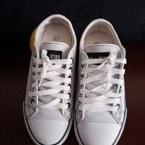 Tênis em couro branco - 35 - ALL STAR - Converse