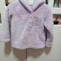 Blusa pelos lilás - 18 a 24 meses - Teddy Boom