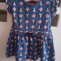 Vestido Panda - 2 anos - Kyly