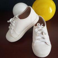 Tênis branco Molekinha - 23 - Molekinha