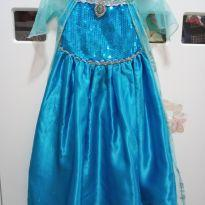 Fantasia Frozen - 2 anos - Disney