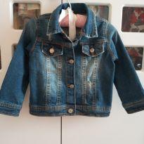 Jaqueta jeans Lindaaa - 2 anos - Baby Club