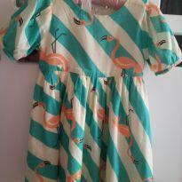 Vestido Fábula - 24 a 36 meses - Fábula