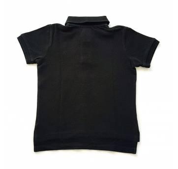 Camisa Polo Preta Ralph Lauren - 3 anos - Ralph Lauren