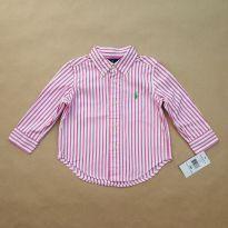 Camisa Listrada Ralph Lauren