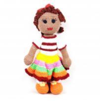 Boneca em Crochê -  - Artesanal