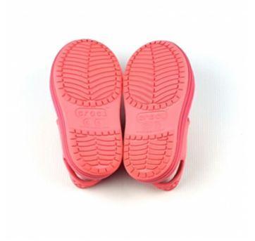 Sandália Rosa Crocs - 21 - Crocs