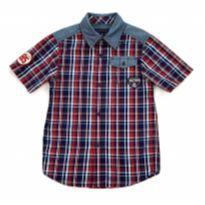 Camisa Xadrez Tommy Hilfiger - 4 anos - Tommy Hilfiger