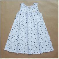 Vestido Branco Milon - 8 anos - Milon