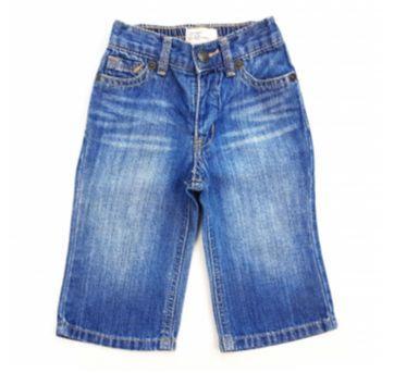 Calça Jeans GAP - 6 a 9 meses - Baby Gap