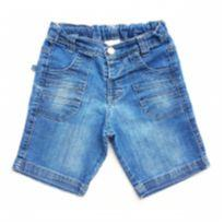 Bermuda Jeans Planet Kids - 3 anos - Planet Kids