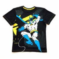 Camiseta Preta Batman - 6 anos - Sem marca