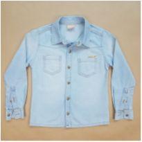 Camisa Jeans Milon - 4 anos - Milon