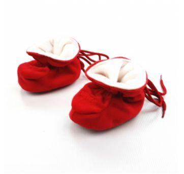 Pantufa Vermelha Tip Top - 17 - Tip Top