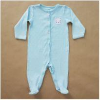Macacão Azul Carter`s - 6 meses - Carter`s