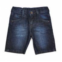 Bermuda Jeans Bakulelê - 4 anos - Bakulelê