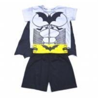 Fantasia Batman - 12 a 18 meses - Sem marca