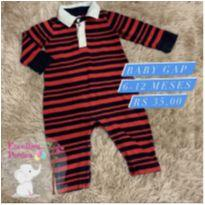 Body baby - 9 a 12 meses - Baby Gap