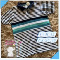 Camisa polo - 12 anos - KAIANI