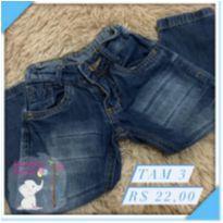Calça jeans - 3 anos - Sem marca