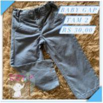 Calça Gap - 2 anos - Baby Gap