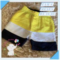 Short tectel - 6 meses - Milon