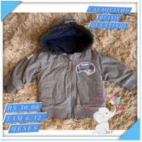 Casaco frio - 6 a 9 meses - Importada