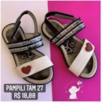Sandália coração - 27 - Pampili