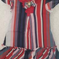 Vestido Bata 1+1 - 4 anos - Um mais um