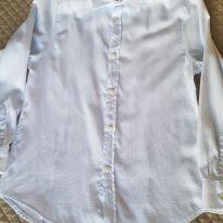 Camisa Zara Azul Bebe - 8 anos - Zara