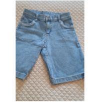 Bermuda jeans Carinhoso - 8 anos - Carinhoso
