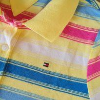 Blusinha polo Tommy - 10 anos - Tommy Hilfiger