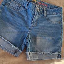 Shorts jeans Lee - 12 anos - Lee