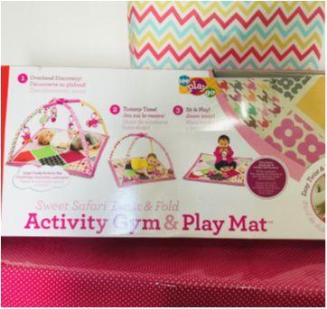 Tapete de Atividades - Sem faixa etaria - Infantino