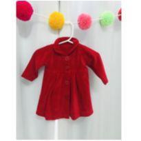 """Casaco """"sobretudo"""" - 3 a 6 meses - Baby fashion"""