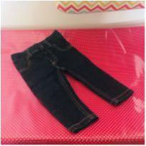 Calça Jeans Carters - 6 meses - Carter`s