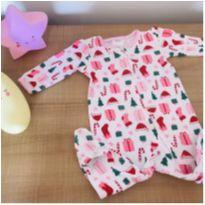 Macacão Natal - 3 a 6 meses - Child of Mine