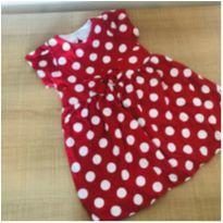 Vestidinho em Malha - 3 a 6 meses - Basic + Baby