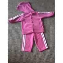 Conjunto de frio - 3 a 6 meses - Tilly Baby