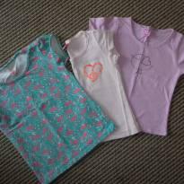 lotinho de camiseta - 3 anos - Baby Club e Kidstok