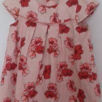 Vestido florido zara - 18 a 24 meses - Zara Baby