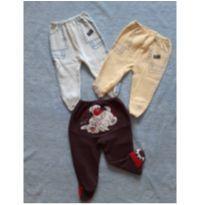 Calças bicho molhado - 3 meses - Bicho Molhado